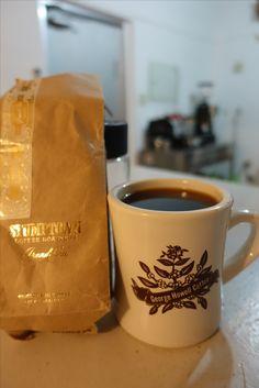 アメリカ・ニューヨーク出張より   厳選コーヒー グアテマラ エルインヘルト農園 パカマラ種   ピーチネクター、蜂蜜、ドライフルーツなどを 想わせるとろんと甘い、重めの風味★