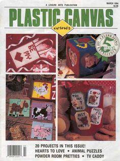 Plastic canvas corner March 1994 - Mly AGH - Picasa Web Albums