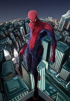 Spider-man by MrRedButcher.deviantart.com on @DeviantArt