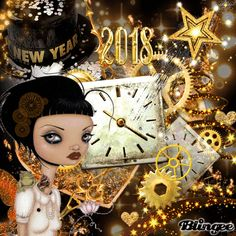 new year 2018 New Year 2018, Happy New Year, Scrapbook, Christmas Ornaments, Holiday Decor, Timeline, News, Cards, Pictures