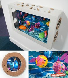 10 Fish crafts for kids