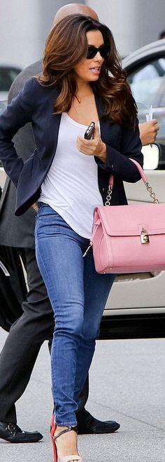 Eva Longoria's style