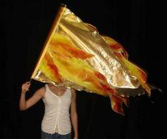 Fire Glory flag