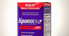 Liporidex MAX w/ Green Coffee - Ultra Formula Thermogenic Weight Loss Supplement Fat Burner Metabolism Booster & Appetite Suppressant - The...