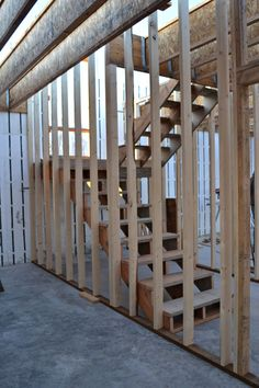 Owner Building a Home: The Momplex | How to Build Stairs