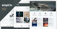 Deals empirio - Responsive Drupal 7 Themeyou will get best price offer lowest prices or diccount coupone