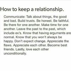 Good advice for all relationships family and friends ♡♡♡