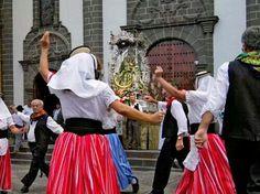 Romería del Pino en Gran Canaria