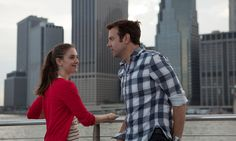 """""""Sleeping With Other People"""": This sophomore effort from Bachelorette's Leslye Headland wonders whether friendship is every really enough as two grown ups (played here by Alison Brie and Jason Sudeikis) who long ago lost their virginity to one another attempt to become friends. Pictured: Lainey (Alison Brie) and Jake (Jason Sudeikis) in Leslye Hedlund's film """"Sleeping with Other People."""" Courtesy of Linda Källérus. An IFC Films Release"""