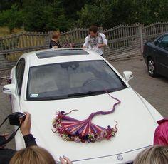 Wedding Arrangements, Wedding Bouquets, Floral Arrangements, Diy Wedding, Wedding Cars, Bridal Car, Wedding Car Decorations, Floral Design, Art Floral