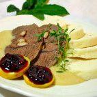 Sviečková na smotane • recept • bonvivani.sk Steak, Beef, Meat, Steaks