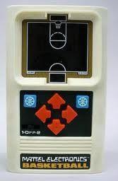 Mattel Electronics Basketball.