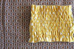 Learn how to use elastic thread!