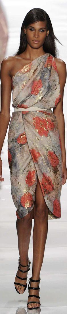 Reem Acra Spring 2015 Ready To Wear #runway #fashion