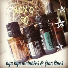 All natural anti wrinkle skin oil :)