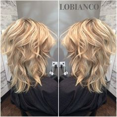 52 Fashion Summer Inspirational Layered Hairstyles Ideas For Medium Lenth Hair 2019 – Page 41 of 52 – Diaror Diary Hair inspiration – Hair Models-Hair Styles Haircut Trends 2017, Hair Trends, Medium Lenth Hair, Medium Length Layered Hair, Long Layered, Blonde Layered Hair, Curled Layered Hair, Hair Layers Medium, Short Hair