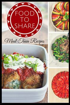 This resource includes considerations for preparing and delivering meals, as well as meal train recipe ideas. Great Recipes, Dinner Recipes, Healthy Recipes, Cocktail Recipes, Recipe Ideas, Easy Recipes, Dinner Train, Meal Train, No Cook Meals