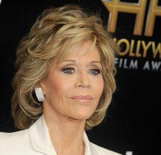Jane Fonda muestra sus abs - Famosos en Yahoo Celebridades En Español