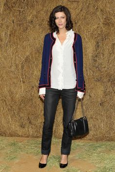 Chanel Fashion Show Arrivals