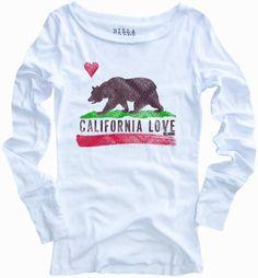 I'm a California girl