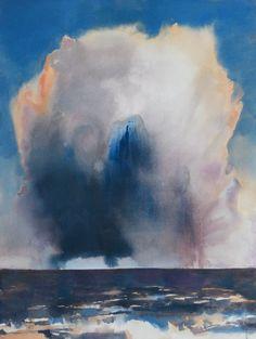 Over the sea (27) by Randall David Tipton