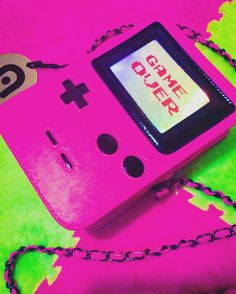 On instagram by ultrarobotzombie #gameboy #microhobbit (o) http://ift.tt/2fm1jID the F out with my new purse!!!!!! #pink  color #color #vibrant #easter #happyeaster #nerd #pokemon #nintendo #3ds #littletokyo #japan #kawaii #cosplay #zelda #videogames #gamer #nostalgia #oldschool #vintage #style #fashion #trends #neon #cute #picoftheday #instapic #pictureoftheday #instalike