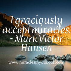 #miracles