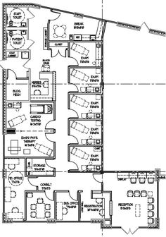 Overwhelming Medical Office Floor Plans » Picture 1087: