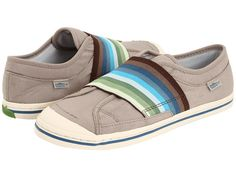 (The other great look.) Eco Mama's Guide To Living Green: Simple Shoes Summer Find: Take On Elastic.