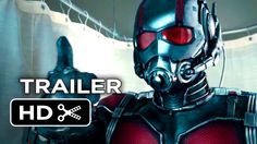 Paul Rudd suits up and shrinks down in the 1st Official Teaser Trailer for #AntMan.