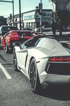 Lamborghini Aventador Roadsters