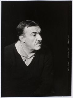 Fernand Léger, by Man Ray, 1933