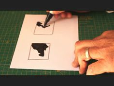 A quick notan study of a scene is an essential step in planning a painting. This video shows how to do a two value study.