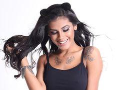 Programa Rádio Base: MC Pocahontas lança linha de produtos para os cabe...