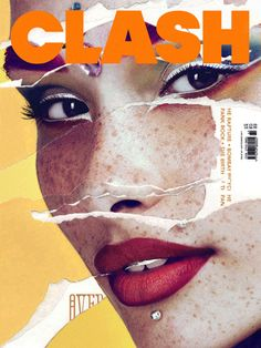 Taii Gordon by Christian Oita for Clash September 2011
