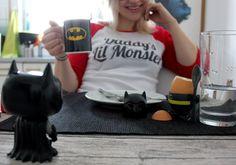 Batmann Funko Pop EggHead Daddys Little Monster