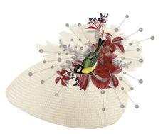 """Hat"" by jojona-1 ❤ liked on Polyvore featuring Rosie Olivia"