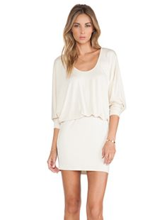 Rachel Pally Sable Dress in Cream