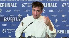 Germany: Robert Pattinson describes experience of 'ridiculously dangerou...