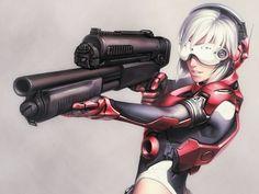 Shotgun Auteur : Iwaisan