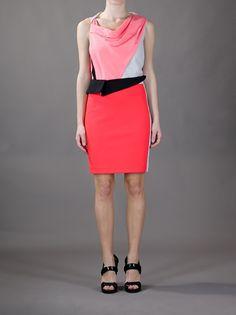 DIANE VON FURSTENBERG - sleeveless dress 2