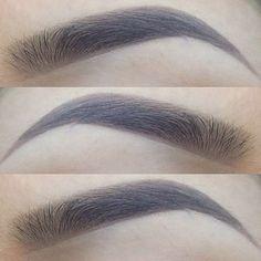 perfect-eyebrows-made-easy-with-semi-permanent-make-up - More Beautiful Me 1 Makeup Goals, Love Makeup, Makeup Tips, Beauty Makeup, Hair Beauty, Makeup Blush, Makeup Set, Makeup Hacks, Makeup Tutorials