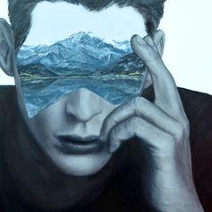 Beau Bernier Frank, Paintings.Artist Beau Bernier Frank is...