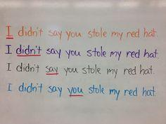 Teach Tone With Just One Sentence  http://meatballsinthemiddle.blogspot.com/