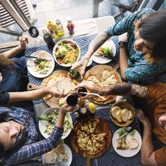 Friends Eating Pizza Party Together Concept by Rawpixel. Friends Eating Pizza Party Together Concept Food Distributors, Best Diet Plan, Eat Pizza, Love Eat, Pizza Party, Diet And Nutrition, Health Diet, Best Diets, Pepperoni