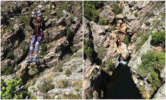 Sliding Through Ceres: A Zip Slide Adventure Tour Adventure Tours, Road Trip, Activities, City, Places, Water, Outdoor, Gripe Water, Outdoors