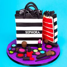sephora make up cake tutorial