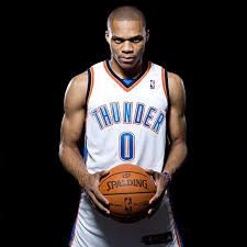 Russell Westbrook Jr. is an American professional basketball player who currently plays for the Oklahoma City Thunder of the National Basketball Association