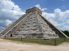 Chichen-Itza, Mexico - Kingdom of Maya (So much history written in these stones) World's most awesome Calendar
