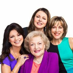 Hot in Cleveland (2010 - now) - Three 40-something best friends from LA on on a plane that makes an emergency landing in Cleveland. Realizing that all the norms from Los Angeles don't apply anymore, they decide to stay where they're still considered hot.